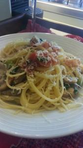 Spaghetti à Romanesca da Ka