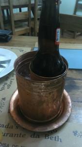 Balde de cerveja
