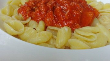 Pasta com pomodoro